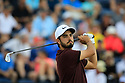 Abraham Ancer (MEX) during the first round of the 147th Open Championship played at Carnoustie Links, Angus, Scotland. 19/07/2018<br /> Picture: Golffile | Phil Inglis<br /> <br /> All photo usage must carry mandatory copyright credit ©Phil INGLIS)