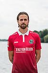 14.07.2017, Maschsee, Hannover, GER, 1.FBL, Hannover 96 - Portr&auml;ttermin<br /> <br /> im Bild<br /> Martin Harnik (Hannover 96 #14), <br /> <br /> Foto &copy; nordphoto / Ewert