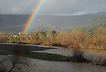 rainbow and Russian River