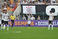 SAO PAULO, SP 14 de julho 2013- Rosinei do Atletico Mg comemora gol durante partida entre Corinthians x Atletico Mg válida pela 7ª rodada do Campeonato Brasileiro, realizada no estádio do Pacaembu, zona oeste da capital paulista, neste domingo.    ADRIANO LIMA / BRAZIL PHOTO PRESS).