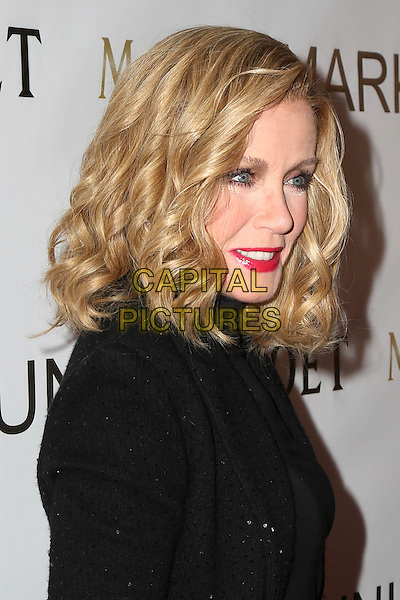 LOS ANGELES, CA - JANUARY 7: Donna Mills at the Mark Zunino Atelier Opening at Mark Zunino Atelier in Los Angeles, California on January 7, 2016. <br /> CAP/MPI/DE<br /> &copy;DE//MPI/Capital Pictures