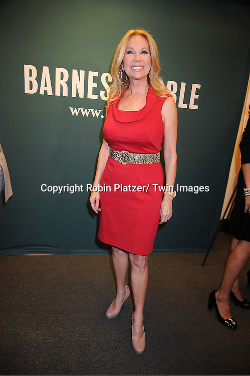 "Kathie Lee Gifford attends the book signing for ""From Yesterday to TODAY"" ..on November 17, 2011 at Barnes & Noble on 5th Avenue in New York City."