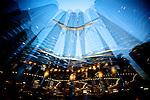 KUALA LUMPUR.MALAYSIA.NEWS.<br /> Visi&oacute;n de las Torres Prtronas , a 15/10/2013.<br /> En la imagen :<br /> Torres Petronas