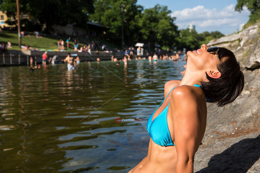 Barton springs topless pictures
