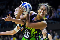 190421 ANZ Premiership Netball - Pulse v Magic