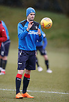 16.3.2018: Rangers training:<br /> Jamie Murphy