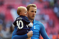 Harry Kane of Tottenham Hotspur after Tottenham Hotspur vs Leicester City, Premier League Football at Wembley Stadium on 13th May 2018