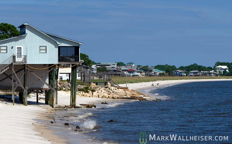 Alligator Point in Franklin County southwest of Tallahassee,Florida.    (Mark Wallheiser/TallahasseeStock.com)
