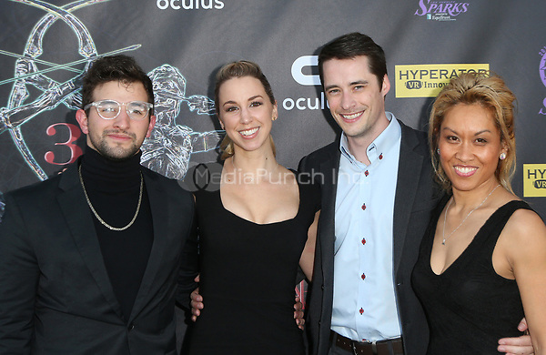 BEVERLY HILLS, CA - April 20: Relapsed, Cast, At Artemis Women in Action Film Festival - Opening Night Gala At The Ahrya Fine Arts Theatre In California on April 20, 2017. Credit: FS/MediaPunch