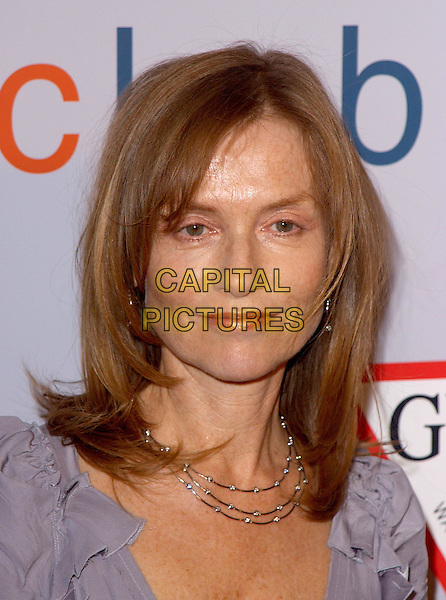 "ISABELLE HUPERT.Attends Fox Searchlight's L.A. Premiere of ""I Heart Huckabees"" held at The Grove in Los Angeles, California on September 22nd 2004..portrait headshot.Ref: DVS.www.capitalpictures.com.sales@capitalpictures.com.©Debbie VanStory/Capital Pictures ."