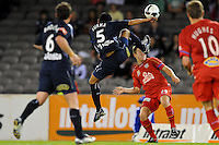 A-League - Round 12 - Melbourne Victory v Adelaide United FC