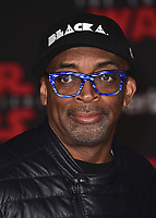 "LOS ANGELES- DECEMBER 9:  Spike Lee at the World Premiere of Disney Pictures and Lucasfilm's ""Star Wars: The Last Jedi"" at the Shrine Auditorium on December 9, 2017 in Los Angeles, California. (Photo by Scott Kirkland/PictureGroup)"