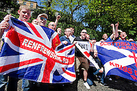 SDL Protest Edinburgh