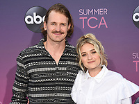 05 August 2019 - West Hollywood, California - Josh Pence, AJ Michalka. ABC's TCA Summer Press Tour Carpet Event held at Soho House.   <br /> CAP/ADM/BB<br /> ©BB/ADM/Capital Pictures