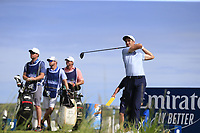 Ross Fisher (ENG) tees off the 15th tee during Thursday's Round 1 of the Dubai Duty Free Irish Open 2019, held at Lahinch Golf Club, Lahinch, Ireland. 4th July 2019.<br /> Picture: Eoin Clarke | Golffile<br /> <br /> <br /> All photos usage must carry mandatory copyright credit (© Golffile | Eoin Clarke)