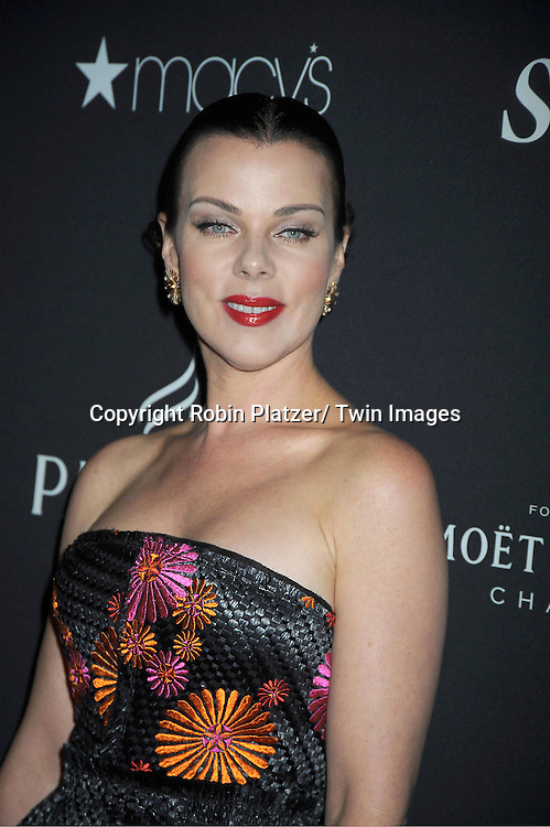 Debi Mazar in Isabel Toledo dress attends the Vanidades Magazine  Icons of Style Gala on September 27, 2012 at the Mandarin Oriental Hotel in New York City.