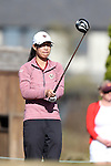 17 April 2016: Boston College's Jocelyn Chia. The Second Round of the Atlantic Coast Conference's Women's Golf Championship was held at Sedgefield Country Club in Greensboro, North Carolina.