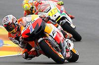 11.11.2012 SPAIN GP Generali de la Comunitat Valenciana Moto GP Race. The picture show  Casey Stoner (Australian rider Honda Team HONDA)