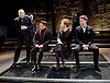 Richard III<br /> by William Shakespeare<br /> at the Almeida Theatre, London, Great Britain <br /> press photocall<br /> 13th August 2016 <br /> ----------------------<br /> STRICTLY EMBARGO'D UNTIL THURSDAY 16TH JUNE 2016 AT 22HRS ONLINE AND IN PRINT <br /> ----------------------<br /> <br /> directed by Rupert Goold <br /> <br /> <br /> <br /> Ralph Fiennes as Richard, Duke of Gloucester <br /> <br /> Joshua Riley as Marquess of Dorset <br /> <br /> Aislin McGuckin as Queen Elizabeth<br /> <br /> Joseph Arkley as Earl Rivers <br /> <br /> <br /> Photograph by Elliott Franks <br /> Image licensed to Elliott Franks Photography Services