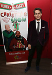 """Julian Diaz-Granados attend the Opening Night After Party for """"Ruben & Clay's First Annual Christmas Show"""" on December 11, 2018 at The Copacabana Times Square in New York City."""