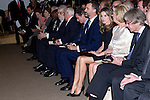 18.09.2012. Prince Felipe of Spain and Princess Letizia of Spain attend  the inauguration of the 50th anniversary of the ´Circulo de Lectores´ in the  Cultural Center Circulo de Lectores  of Madrid. In the image Prince Felipe of Spain and Princess Letizia of Spain  (Alterphotos/Marta Gonzalez)