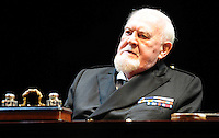 London - Joss Ackland - 'The King's Speech' photocall at Wyndham's Theatre, London - March 26th 2012..Photo by Bob Kent.