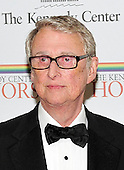 It was announced today that famed Director Mike Nichols passed away suddenly on Wednesday, November 20, 2014 at age 83.  In this file photo from December 3, 2012, he is pictured as he arrives for the formal Artist's Dinner honoring the recipients of the 2011 Kennedy Center Honors at the United States Depart of State.<br /> Credit: Ron Sachs / CNP