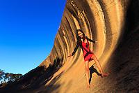 Western Australia Wave Rock, Stirling Range Park, Porongurup, Castle Rock, salt lake