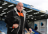 Blackpool's assistant manager Gary Brabin <br /> <br /> Photographer Andrew Kearns/CameraSport<br /> <br /> The EFL Sky Bet League One - Portsmouth v Blackpool - Saturday 12th January 2019 - Fratton Park - Portsmouth<br /> <br /> World Copyright &copy; 2019 CameraSport. All rights reserved. 43 Linden Ave. Countesthorpe. Leicester. England. LE8 5PG - Tel: +44 (0) 116 277 4147 - admin@camerasport.com - www.camerasport.com