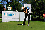 Soren Kjeldsen (DEN) in action during the Pro-Am Day of the BMW International Open at Golf Club Munchen Eichenried, Germany, 22nd June 2011 (Photo Eoin Clarke/www.golffile.ie)