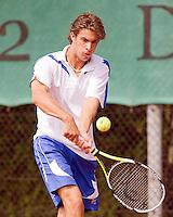 13-8-08, Den Bosch, Tennis, Nationale Kampioenschappen, Peter Lucassen