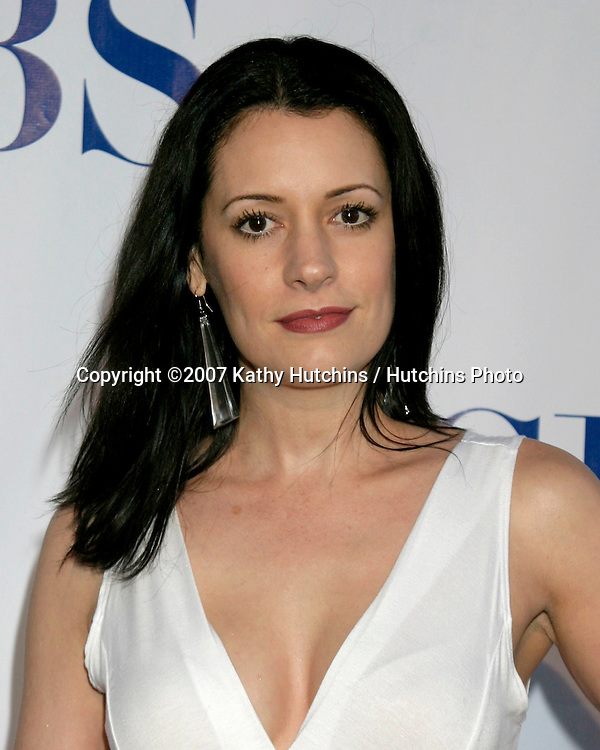 Paget Brewster.CBS TCA Summer Press Tour Party.Wadsworth Theater.Westwood, CA.July 19, 2007.©2007 Kathy Hutchins / Hutchins Photo....
