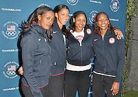 LONDON - July 26: U.S. Olympic Women's Basketball Team at the U.S. Olympic Committee Benefit Gala (Photo by Brett D. Cove) /NortePhoto.com.<br /> <br /> <br /> **CREDITO*OBLIGATORIO** *No*Venta*A*Terceros*<br /> *No*Sale*So*third* ***No*Se*Permite*Hacer Archivo***No*Sale*So*third*©Imagenes*con derechos*de*autor©todos*reservados*. /eyeprime