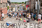 Outdoor stage at the K-Fest Killorglin last weekend.
