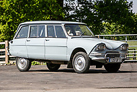 BNPS.co.uk (01202 558833)<br /> Pic: SilverstoneAuctions/BNPS<br /> <br /> 1967 Citroen AMI 6<br /> <br /> A quirky collection of rare and unusual cars is set to go under the hammer for more than £300,000.<br /> <br /> The group of 16 classic motors range from hand-built replica racing cars to barely used family saloons.<br /> <br /> They are currently owned by an esteemed British collector but have now been consigned to sale with Silverstone Auctions of Ashorne, Warwicks.