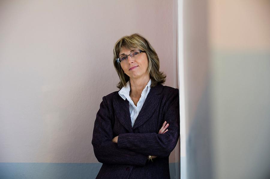 Patricia Laffont, DRH, Mairie de Pertuis (84)