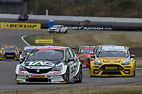 #18 Senna Proctor Power Maxed Racing Vauxhall Astra during BTCC Race 2  as part of the Dunlop MSA British Touring Car Championship - Rockingham 2018 at Rockingham, Corby, Northamptonshire, United Kingdom. August 12 2018. World Copyright Peter Taylor/PSP. Copy of publication required for printed pictures.