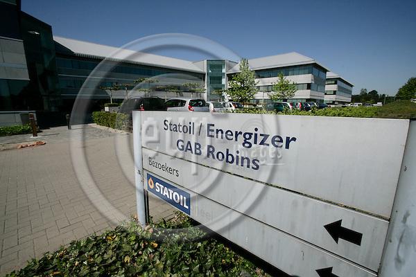 MECHELEN - BELGIUM - 02 MAY 2007 -- The office of Norwegian Statoil Coordination Center in Mechelen.  Photo: Erik Luntang/EUP-IMAGES