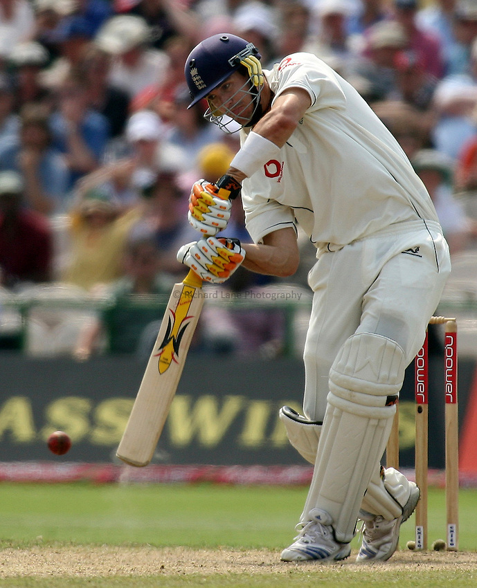 Photo: Paul Thomas..England v West Indies. 3rd Test npower Test Match Series. 09/06/2007...Kevin Pietersen of England.