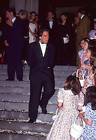 Tony Danza at Mariah Careys Wedding by<br />