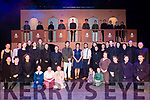 The Cast of the  Light Opera Society of Tralee production of Evita at Siamsa Tire on Thursday