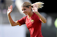 Andrine Stolsmo Hegerberg of AS Roma  <br /> Roma 8/9/2019 Stadio Tre Fontane <br /> Luisa Petrucci Trophy 2019<br /> AS Roma - Paris Saint Germain<br /> Photo Andrea Staccioli / Insidefoto