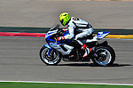Supersport 2013 World Championship Motorland Aragon.