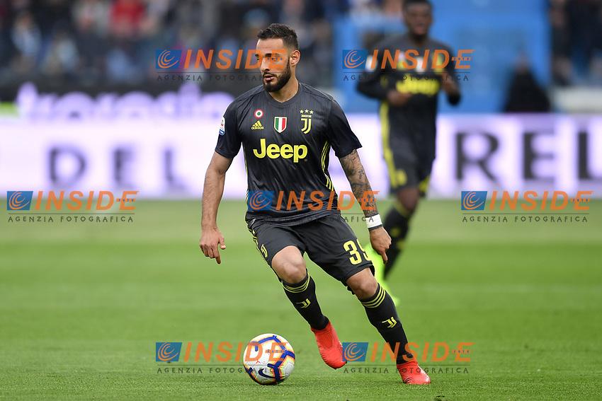 Grigoris Kastanos of Juventus <br /> Ferrara 13-4-2019 Stadio Paolo Mazza Football Serie A 2018/2019 SPAL - Juventus <br /> Foto Andrea Staccioli / Insidefoto