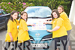 Tralee girls raise funds for Enable Ireland through a car-wash venture and collection in the town. .Pictured Tara O'Shea, Bledona Ashani, Katelyn O'Shea and Denise Culloty