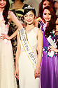 Miss Universe Japan 2016 winner Sari Nakazawa poses during the Miss Universe Japan 2016 contest at Hotel Chinzanso Tokyo on March 1, 2016, Tokyo, Japan. The 23 year-old from Shiga Prefecture captured the crown and will represent Japan at the next Miss Universe international competition. (Photo by Rodrigo Reyes Marin/AFLO)
