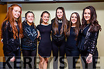 Enjoying The Academy Of Dance  fundraising night at the Kingdom Greyhound Track on Saturday night were l-r  Sarah Buckley, Tess Dowling, Hannah Nix's, Carrie Dowling, Edel Moran and Nella Budayova