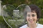 Francine Goldstein AIDS WALK NY