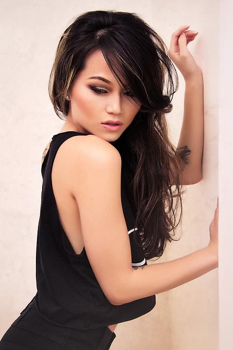 model: Bebe Sayarath