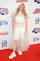 Ellie Goulding<br /> at Capital's Jingle Bell Ball 2018 with Coca-Cola, O2 Arena, London<br /> <br /> ©Ash Knotek  D3465  08/12/2018